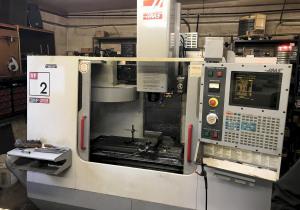 Haas Vf-2D Vertical Machining Center
