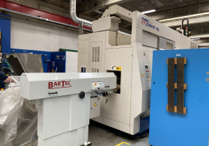 CNC turning lathe DOOSAN - TT 2500 SY  CNC lathe C + Y Axis and Sub spil 6516