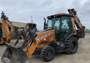 Tractopelle Case 580 Super N 4X4 2019