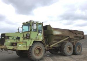 Terex Articulated Dump Truck