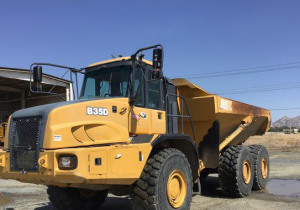 2013 (Unverified) Bell B35D Articulated Dump Truck