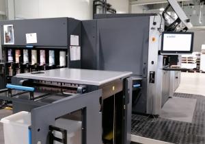HP Hewlett Packard Indigo 12000-7