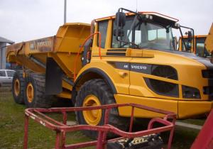 Volvo A 30 G (12000789) Miete Rental