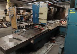 Centre d'usinage horizontal Cincinnati Milacron (Elma, Wa)