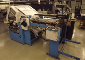 GUK K 72/4 KL F4 Folding machine