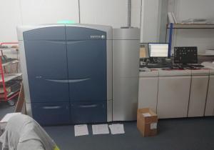 Xerox colour press 1000