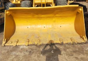 Used Wheel Loader, Caterpillar 950H on Sale