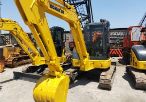 Used Crawler Excavator, Komatsu PC55MR for sale