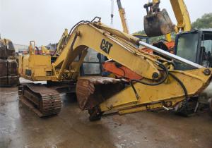 Used Track Excavator, Caterpillar E120B for Sale