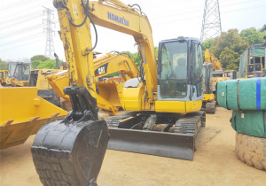 Used Track Excavator, Komatsu PC78US for Sale
