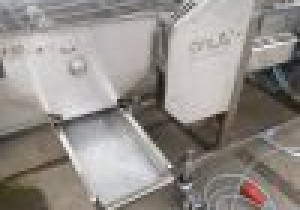 KOPPENS / ALFA LAVAL / GEA / CFS TMD 400 TEMPURA DIPPER
