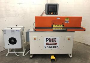 2018 PMK C-1205 HSK SERVO End Matcher Twin 16HP Spindles