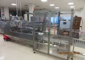Marchesini Packservice Ps510 Automatic Case Packer