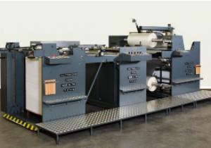2018 AUTOBOND mini 105 TPHS Industrial Laminator