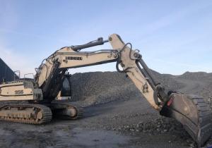 2016 Liebherr R956 Lcv Track Excavator