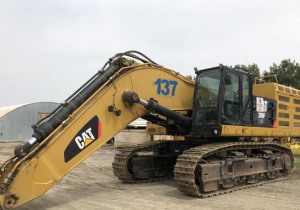 2015 Cat 390Fl Me Track Excavator