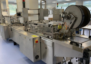 Elton (MECAPACK) FS 430-5 Blisterpacker for pharmaceutical & medical products (syringes, ampoules, vials, etc.)