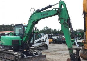 2014 Bobcat E85M Mini Excavator