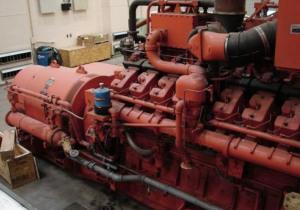 Waukesha P9390Gl - 1400Kw Natural Gas Generator Set