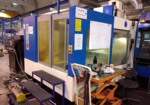 Huron KX 30 Machining center - vertical