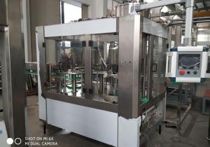 New Yufeng Machinery Energy Shot Drink Line