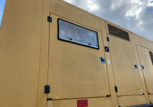 Caterpillar 3456 - 500Kw Diesel Generator Set