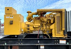 Caterpillar 3306 - 250Kw Diesel Generator Set