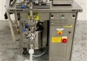 Becomix Model Rw 2.5 Laboratory Homogenizing Mixer
