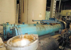 1766 Sqft Patterson Kelley Shell And Tube Heat Exchanger