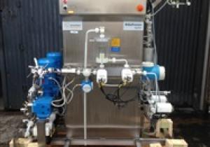 Automated Liquid Chromatography Skid