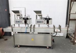 Cvc Model 1000 Twin Head Tablet/Capsule Counter/Filler