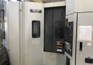 Mori Seiki SH-633 Machining center - horizontal