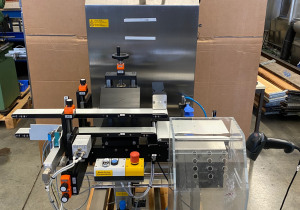 PCE Mettler Toledo Datamatrix Station XMV for marking and verification of folding boxes/cartons for serialisation and aggregation (Track&Trace)