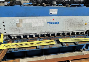 Tomášek HNTA 3150/10 hydraulic shear
