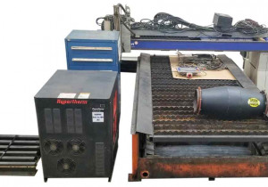 MESSER (USED) MODEL PLATEMASTER 8 CUTTING SYSTEM