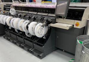 Assembleon AX-501 Placement Machine (2008) 10 robot system