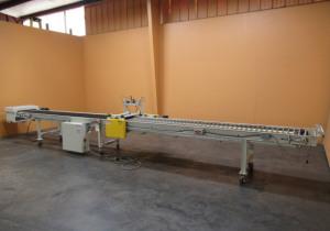 Rosenquist 20Gs Conveyorized Glue Spreader