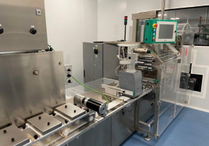 Marchesini MB430/MA305 blister line for tablets, capsules, etc.