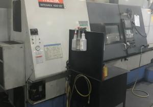 Mazak Integrex 400-IIY CNC Turning Center - Multi-Tasking Machine