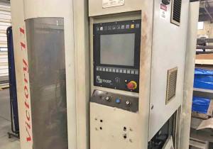 FICEP Beam / Drill Line, 40' L x 44' H Drill, 771 Lb Beam, PC Based CNC Controls