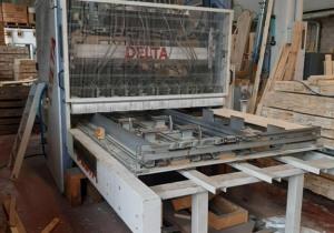 Nailing Machine At Alternate Carriage Delta