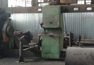 Railroad wheel press P6736