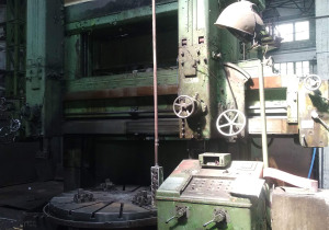 Vertical turret lathe SC-25