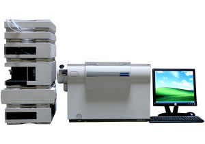 Agilent G1956B LC/MSD SL System with Agilent 1100 Series HPLC