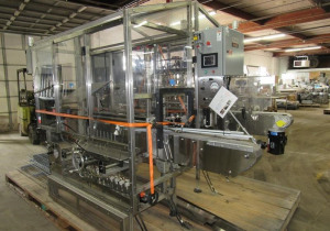 Eight Head Explosion Proof Filling Line, 375Ml To One Liter Bottles