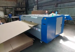 EMproject89 corrugated cardboard BOXmaker PRO 2400S