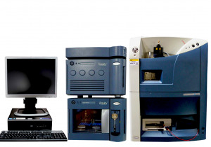 Waters Quattro Premier Micromass LC/MS/MS with Acquity UPLC System