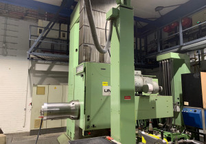 UNION - CBFK 150 CNC horizontal borer Ø 150 mm 2500 x 1600 x 1600 x 850 mm
