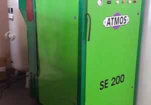 Screw compressor ATMOS SE 200