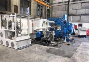 GFM SHK-10 CNC Radial Forging